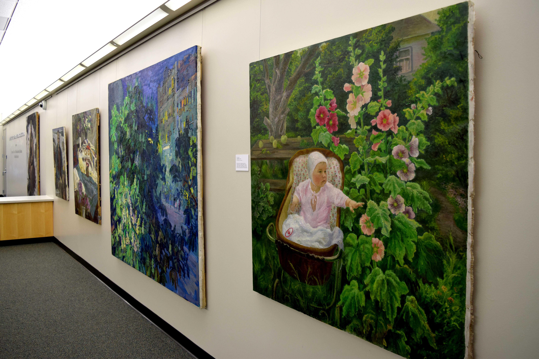 Soviet art pays FGCU a visit