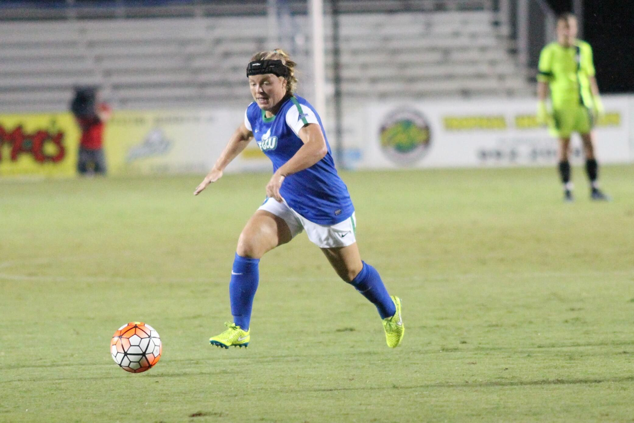 Women's soccer drops home game to Miami