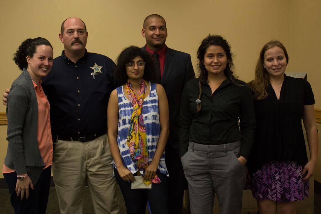 FGCU's Impact, HTRC work for human-trafficking awareness