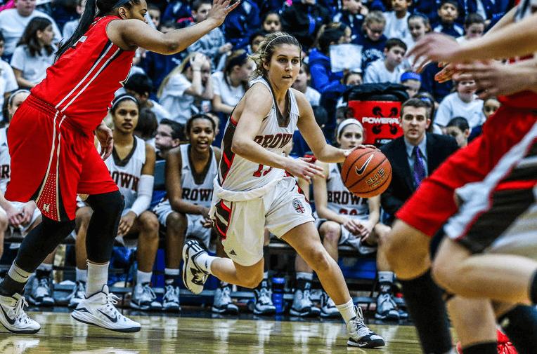 Brown transfer joins 2016-2017 women's basketball roster