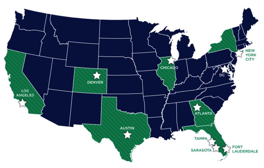 FGCU Alumni Association launches new chapters nationwide