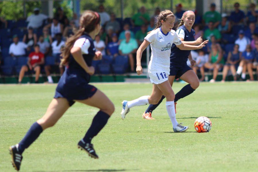 FGCU+women%E2%80%99s+soccer+drops+first+games+of+the+season