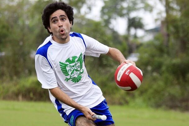 FGCU muggles take on the game of Quidditch