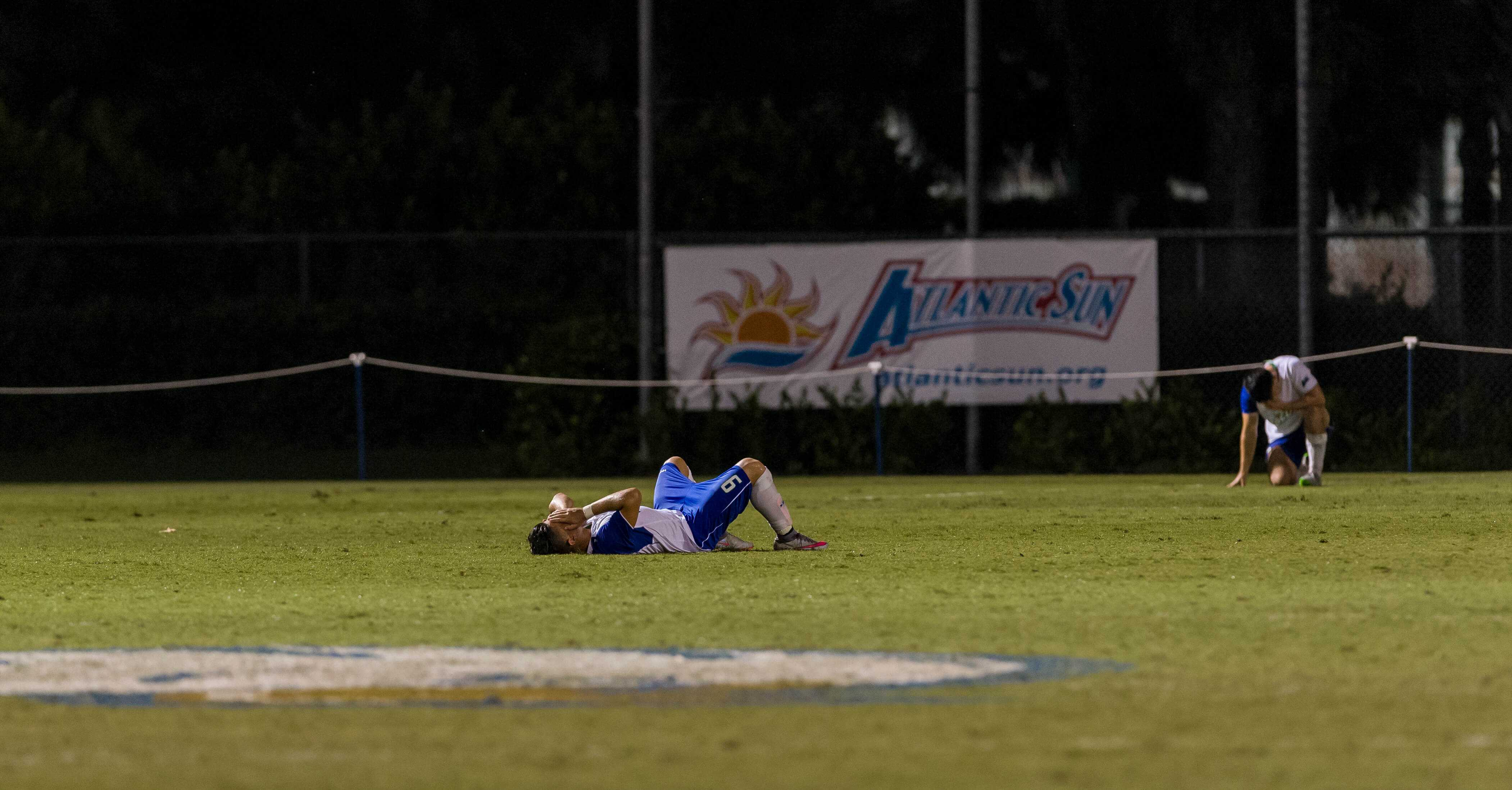 FGCU men's soccer falls in A-Sun overtime semifinal to USC Upstate