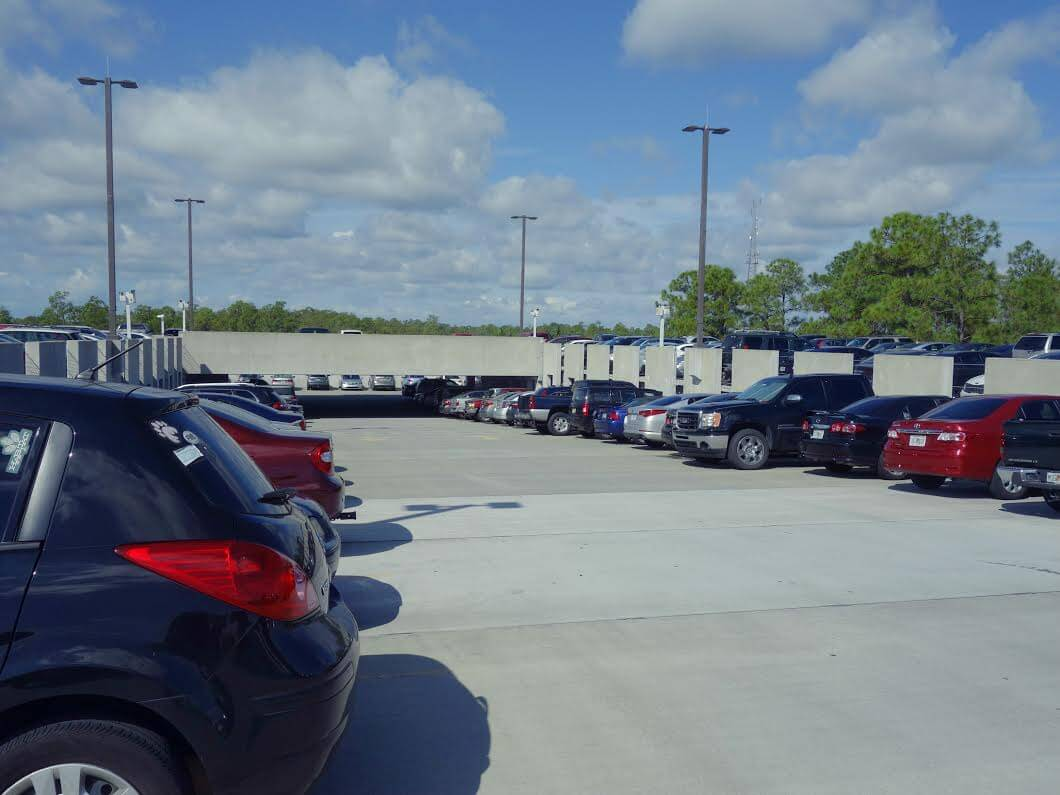 New year same parking problems:  How FGCU can fix the never ending pursuit to find a spot