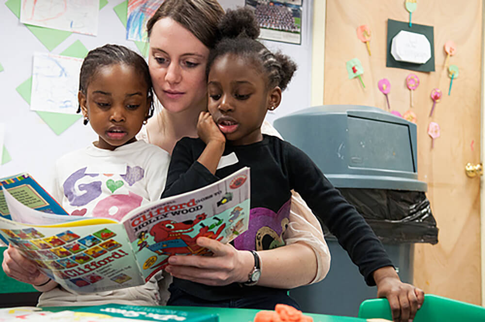 United Way in need of volunteers to read to young children to promote literacy