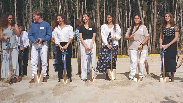 FGCU marks 20th anniversary since construction was first started