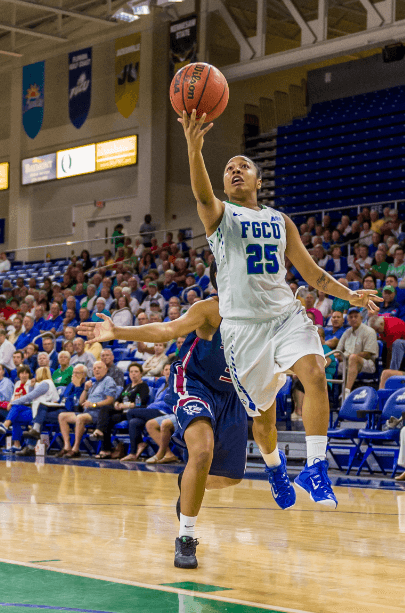 McCaskill makes Alico debut, Laughter earns career-high 25 points for FGCU