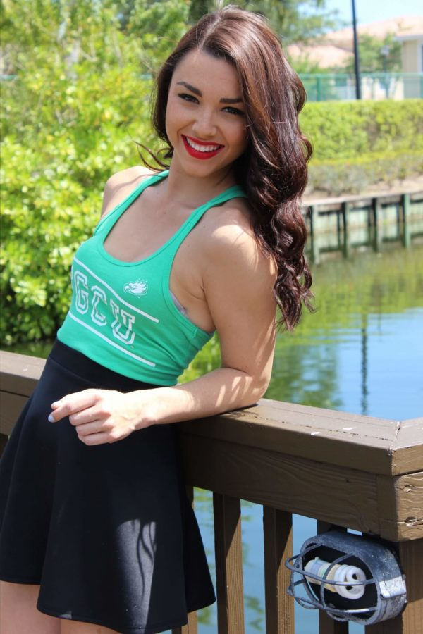 """Kailah Casillas is participating in Season 31 of MTV's """"Real World"""" premiering March 17. (Special to Eagle News)"""