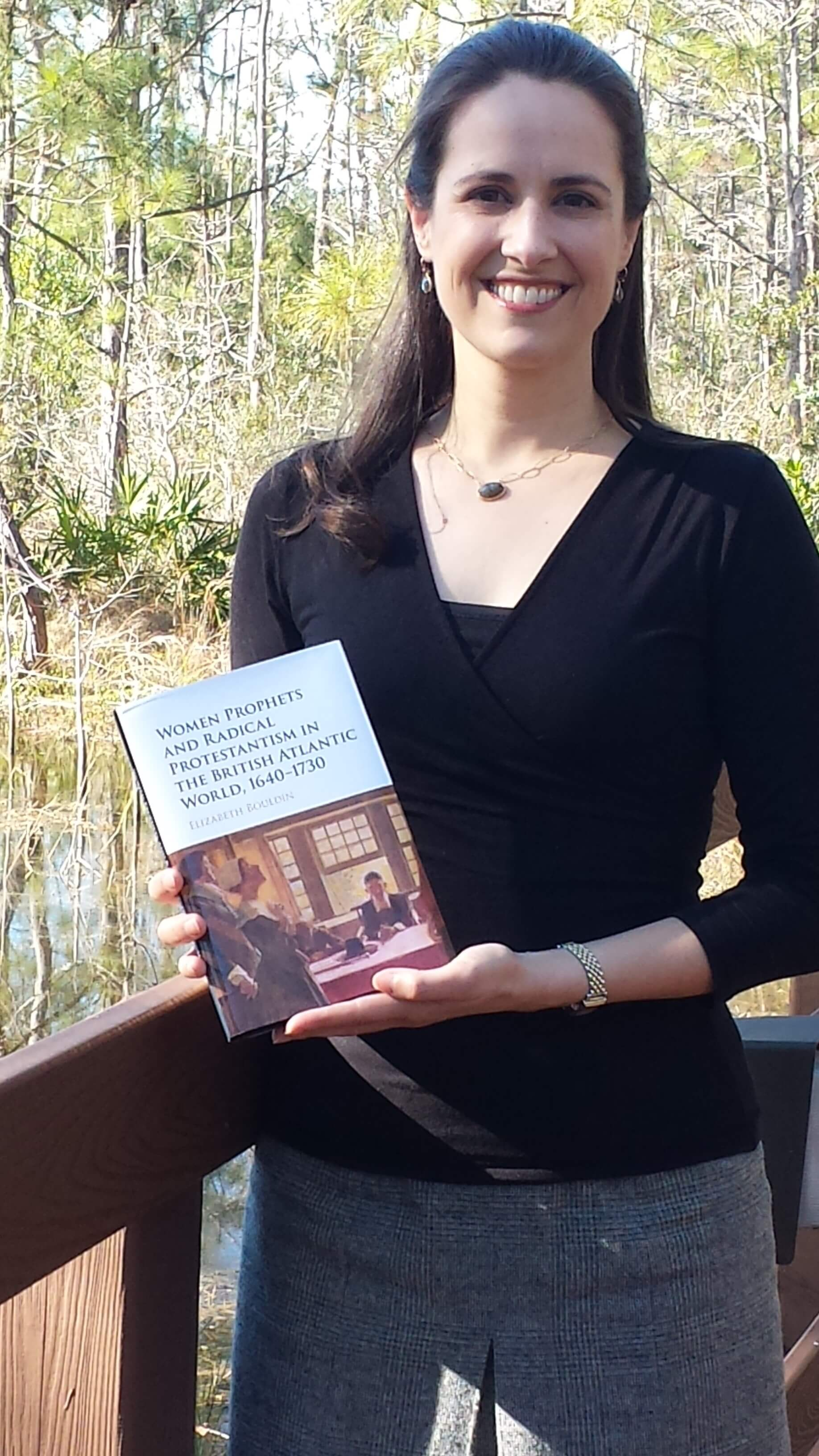 FGCU assistant professor of history publishes first book