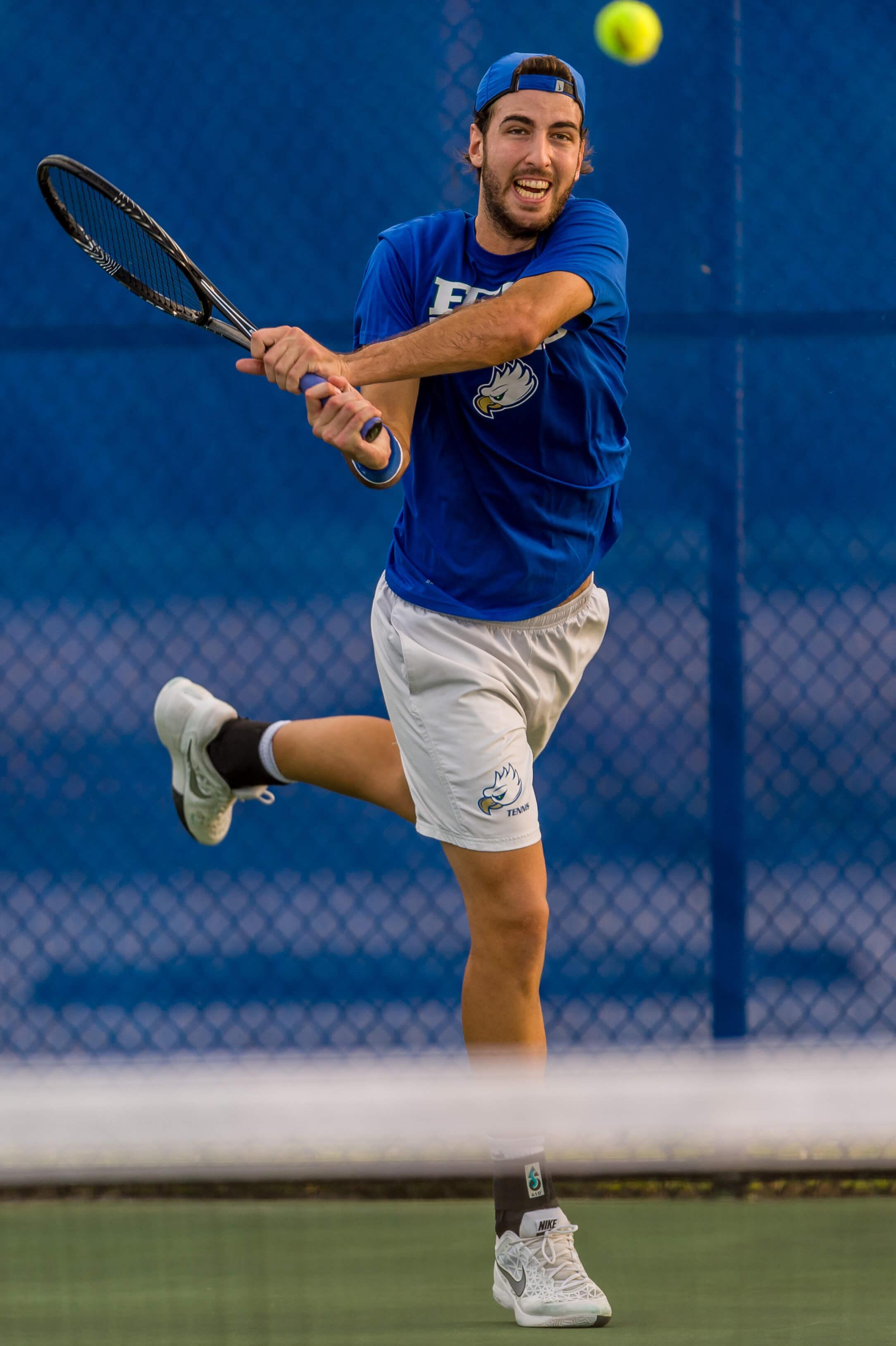 FGCU men's tennis loses to UCF