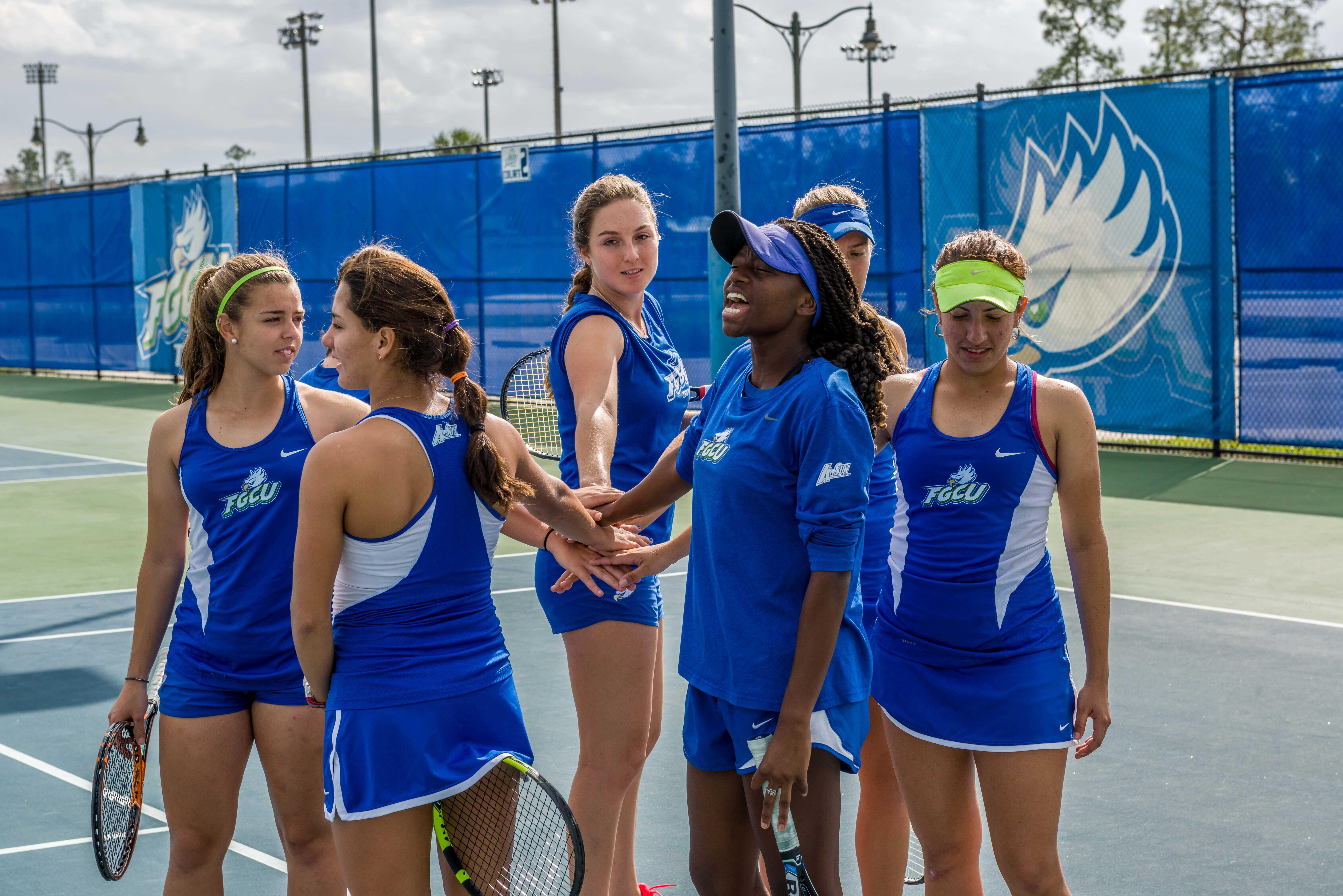 NC State 'challenges' FGCU women's tennis