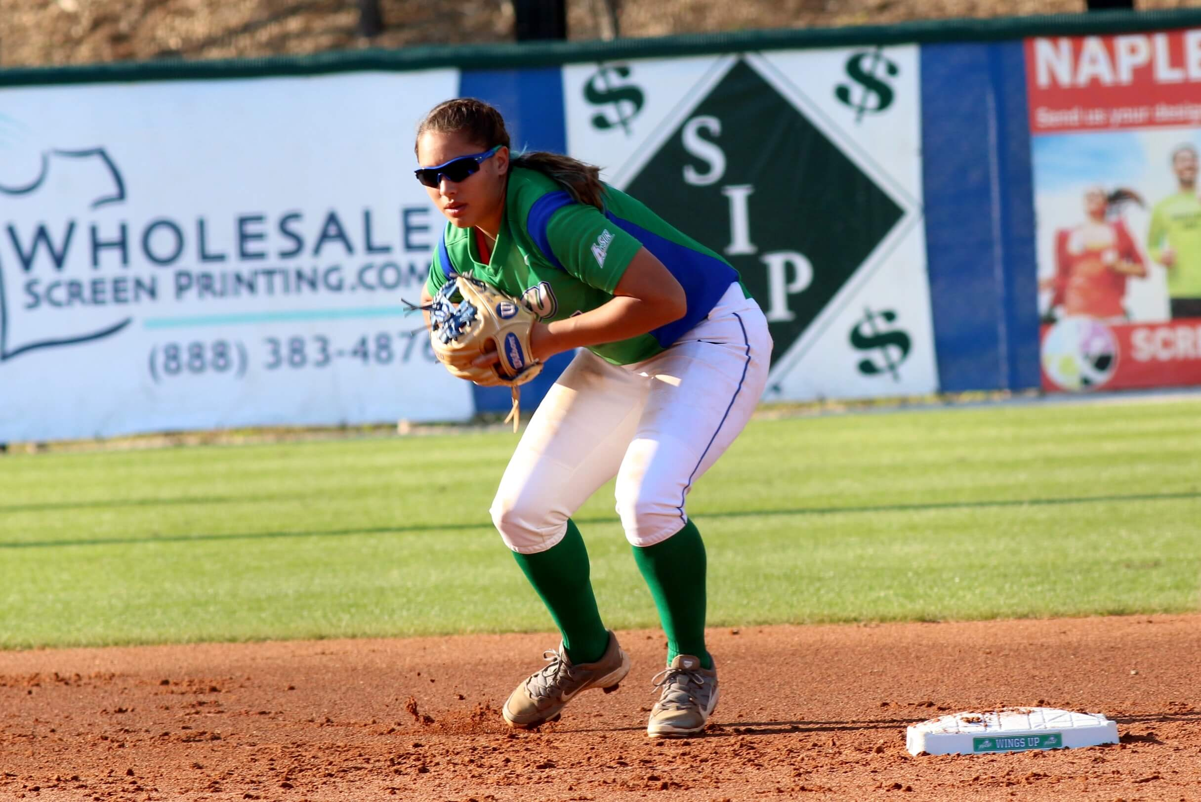 FGCU softball shutout by Memphis in game three of Kickoff Classic