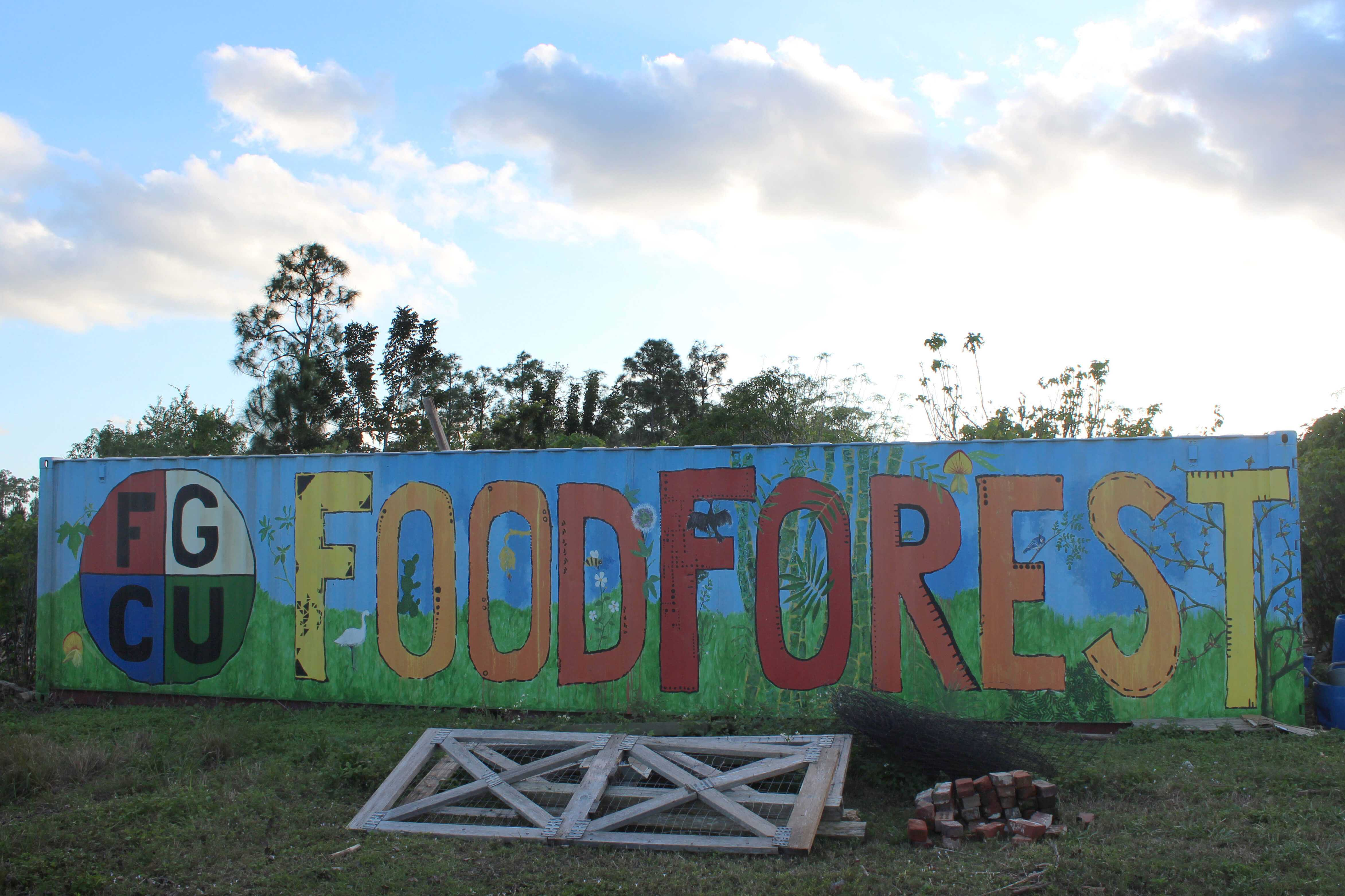FGCU students advocate for university to participate in Real Food Challenge