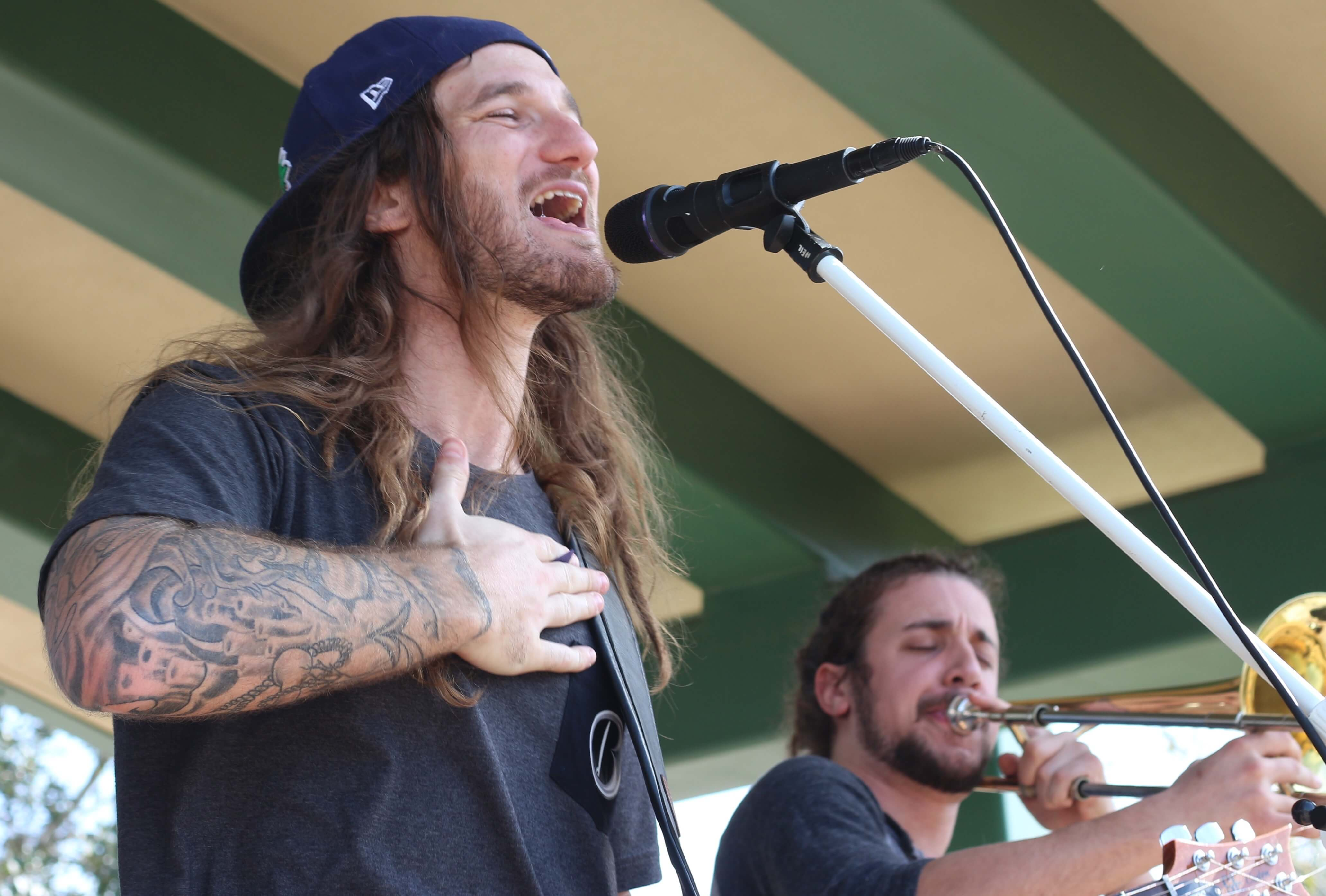 PATCH hosts SOWFLO and The Jeb Taylors at the Veterans Pavilion