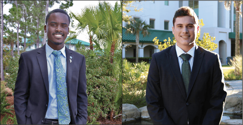 Q&A with student government presidential candidates
