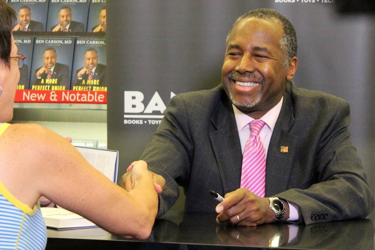 Dr. Ben Carson drops out of GOP run for president