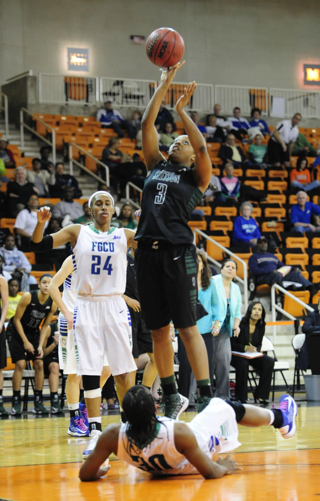 FGCU women play the waiting game after A-Sun loss to Stetson