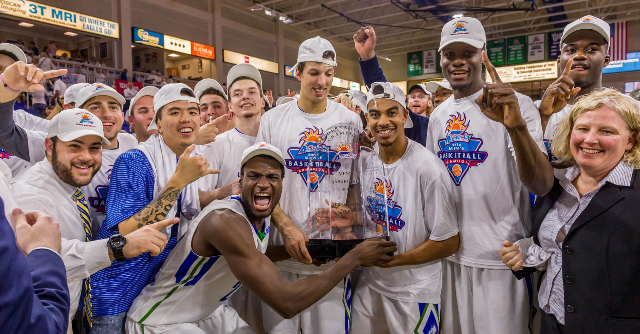 13 places to watch FGCU's first round NCAA game