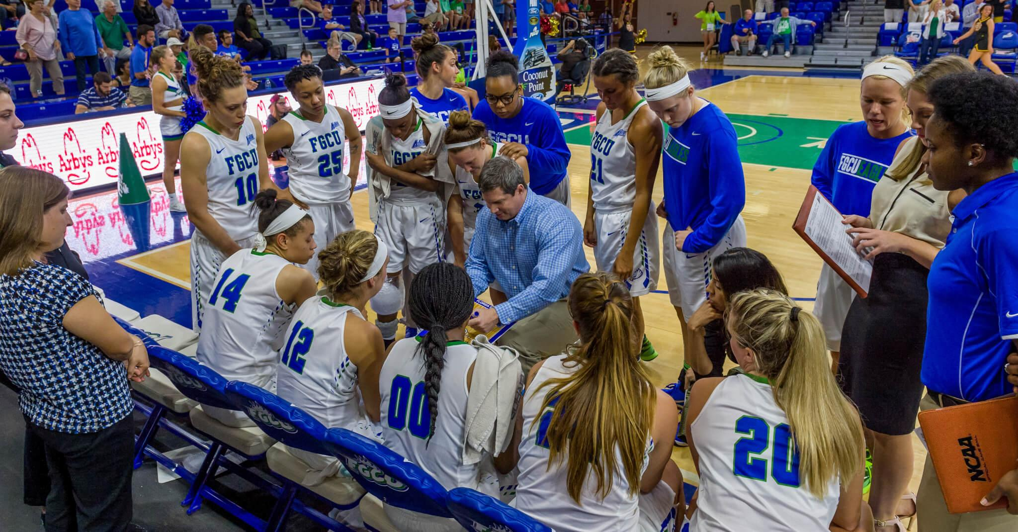 FGCU to host Wake Forest for a second round WNIT matchup