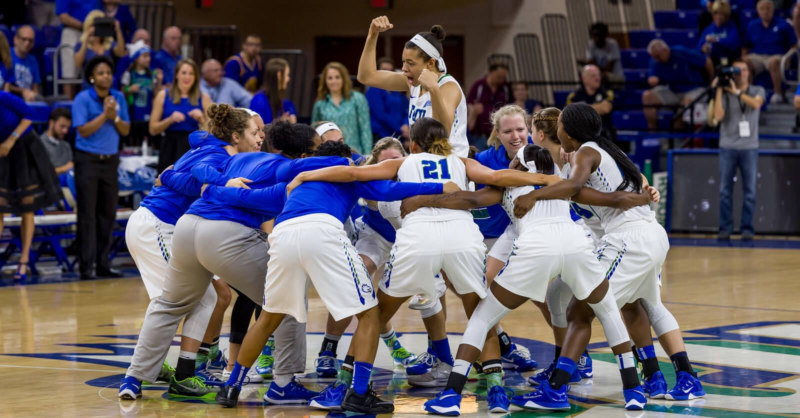 FGCU women snubbed for at large NCAA bid, looks to WNIT