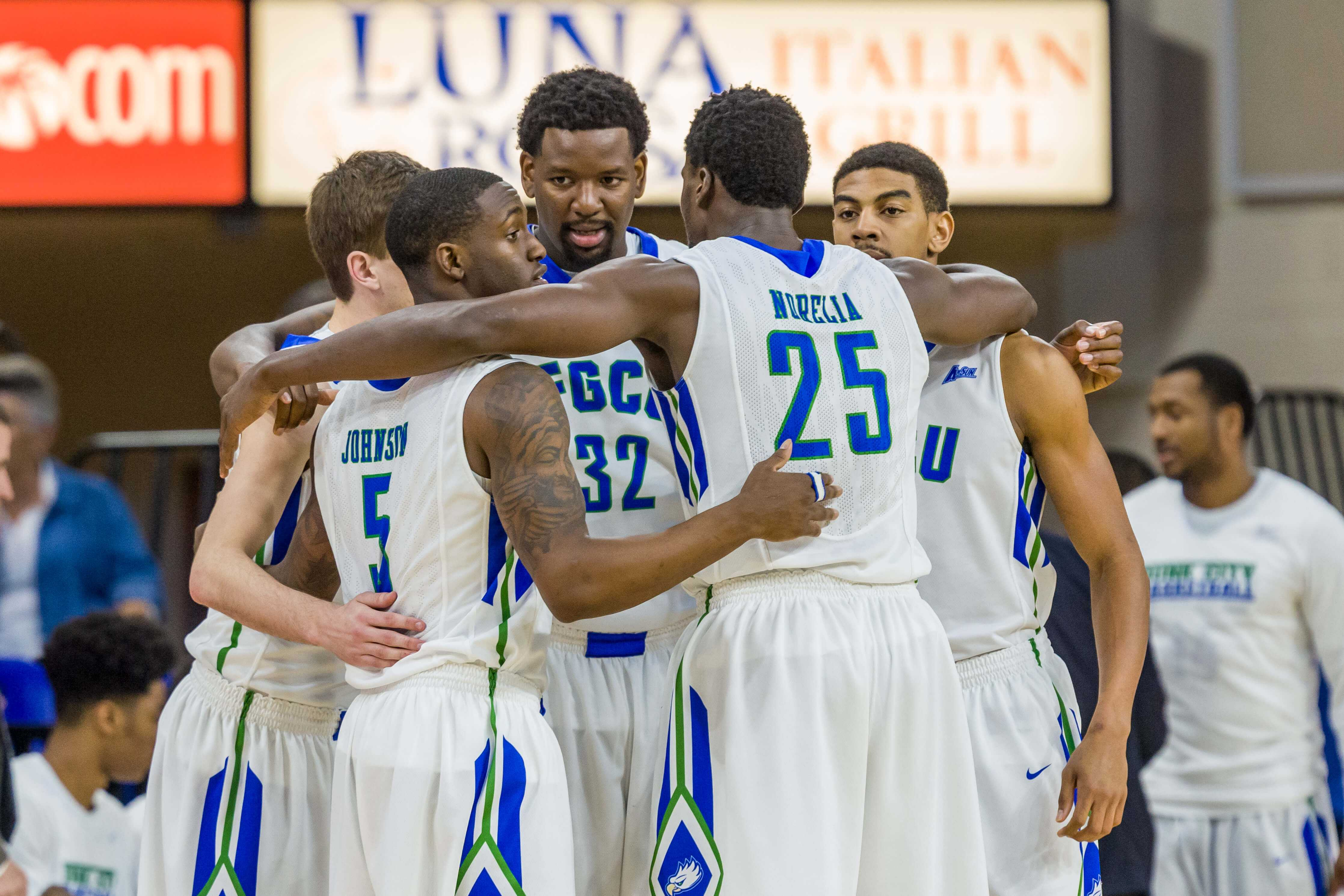 Dunk City heads to NCAA tournament after defeating Stetson