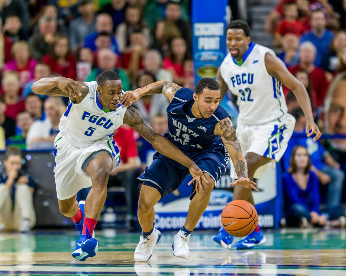 No. 4 FGCU to face No. 1 UNF in Jacksonville