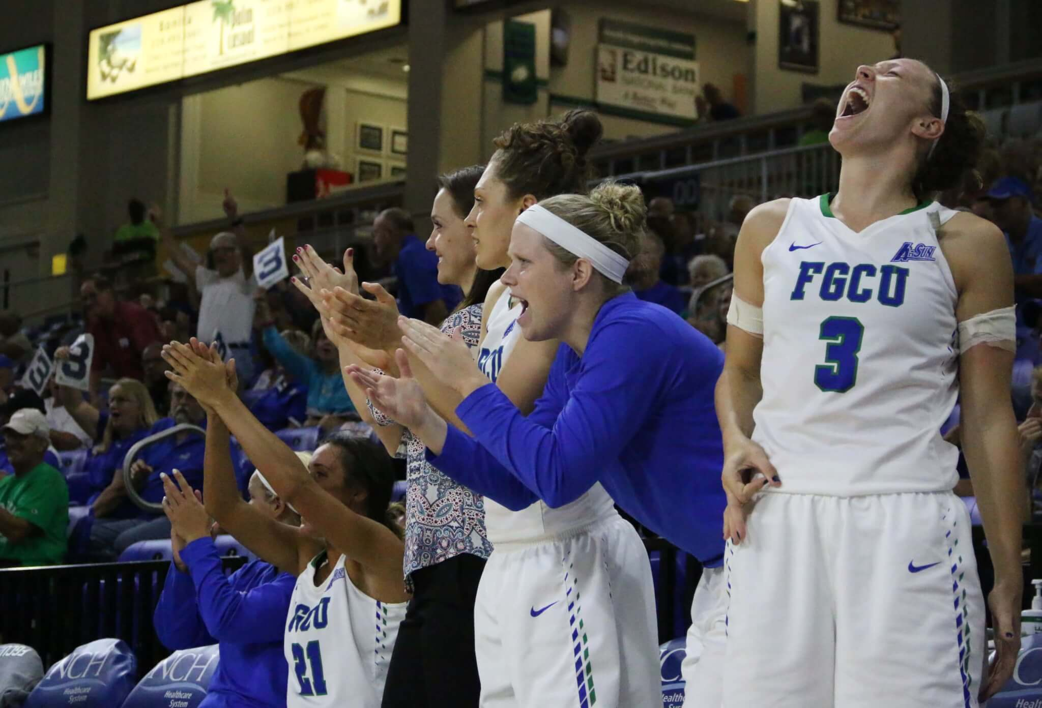 Moving on: FGCU women advance in WNIT with win over Bethune-Cookman