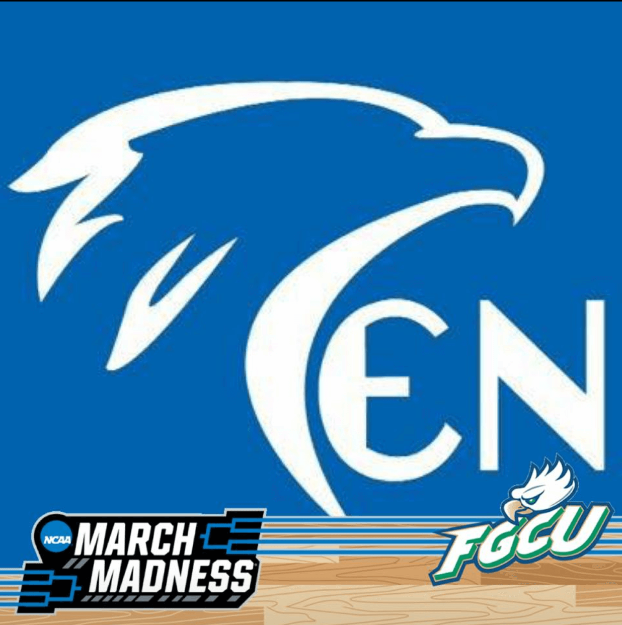 Share your FGCU pride with Facebook's March Madness profile frames