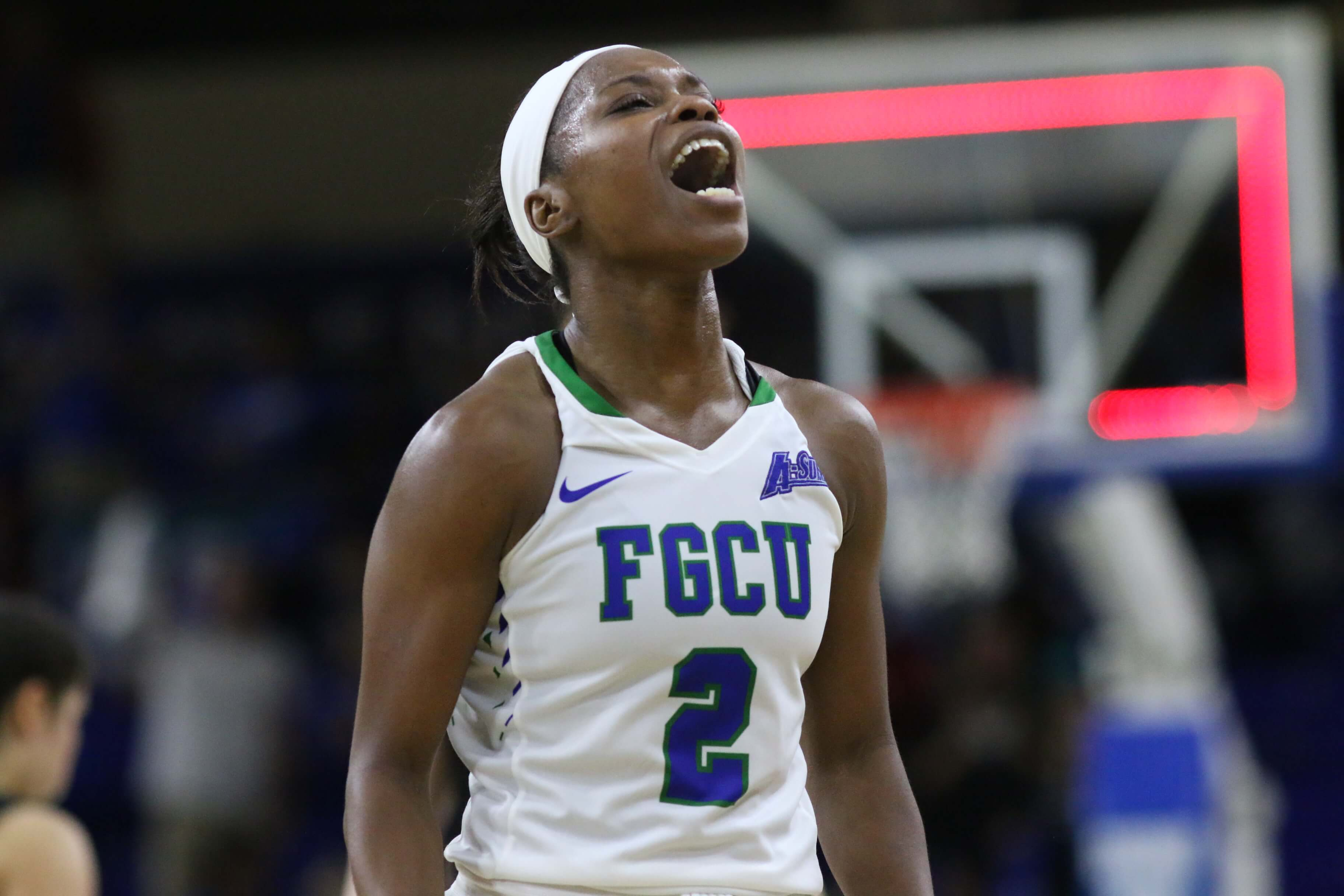 FGCU women's hoops edges Stetson for spot in conference final