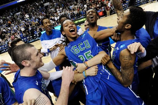 Dunk City will forever change FGCU's history