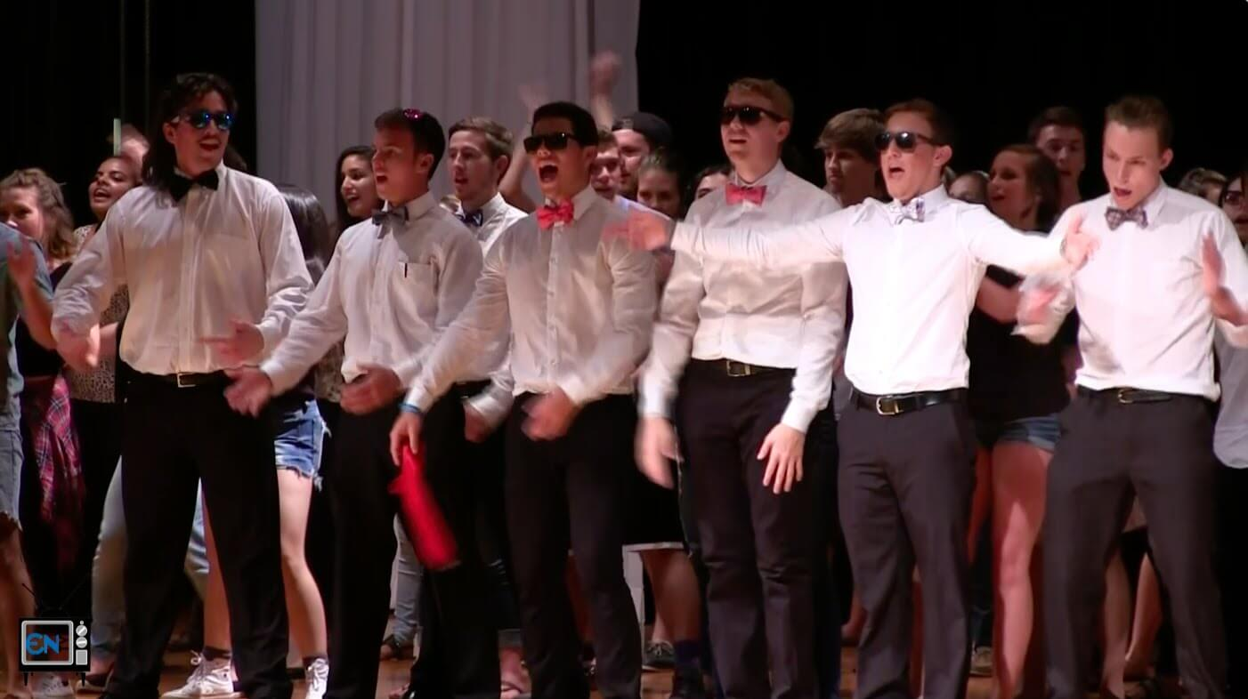 Chi Omega hosts lip sync battle for Make-A-Wish