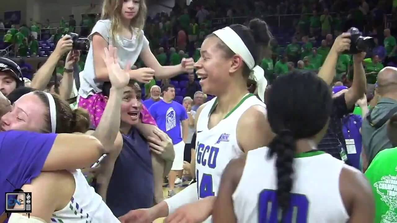 History made: FGCU advances to WNIT championship
