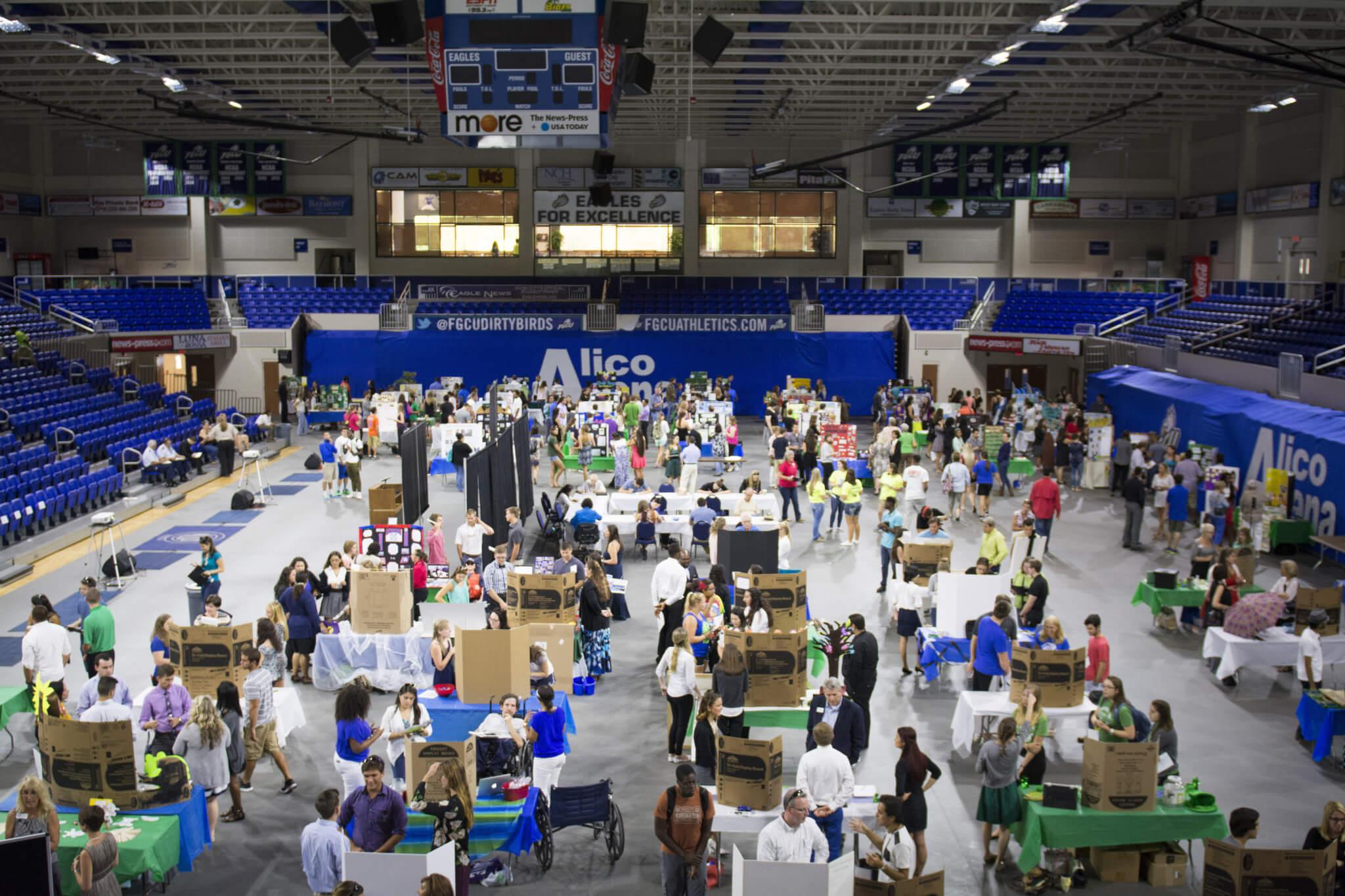 Students to present service projects at Community Engagement Day