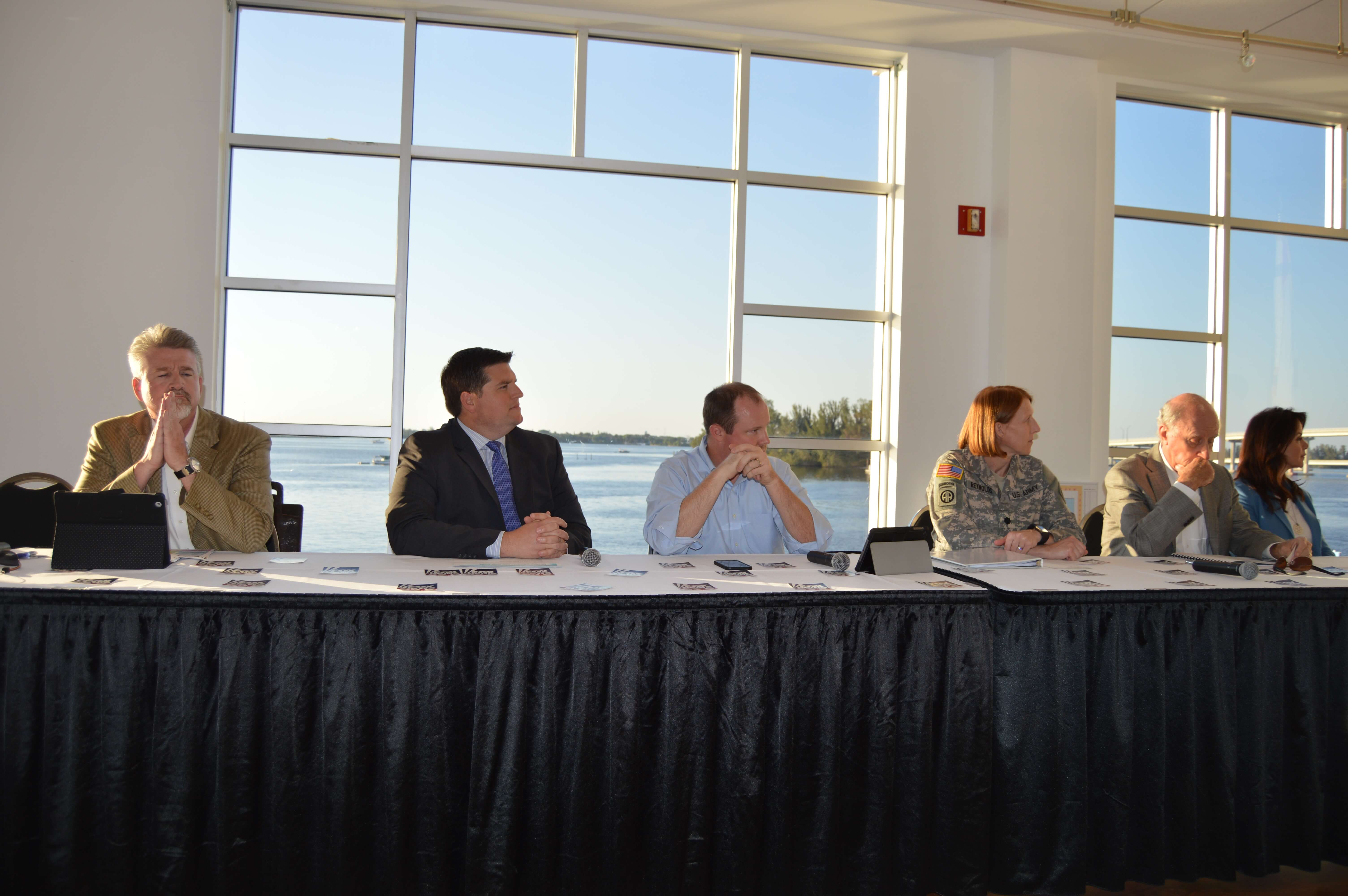 Lake O releases' effect on Caloosahatchee discussed in town hall meeting