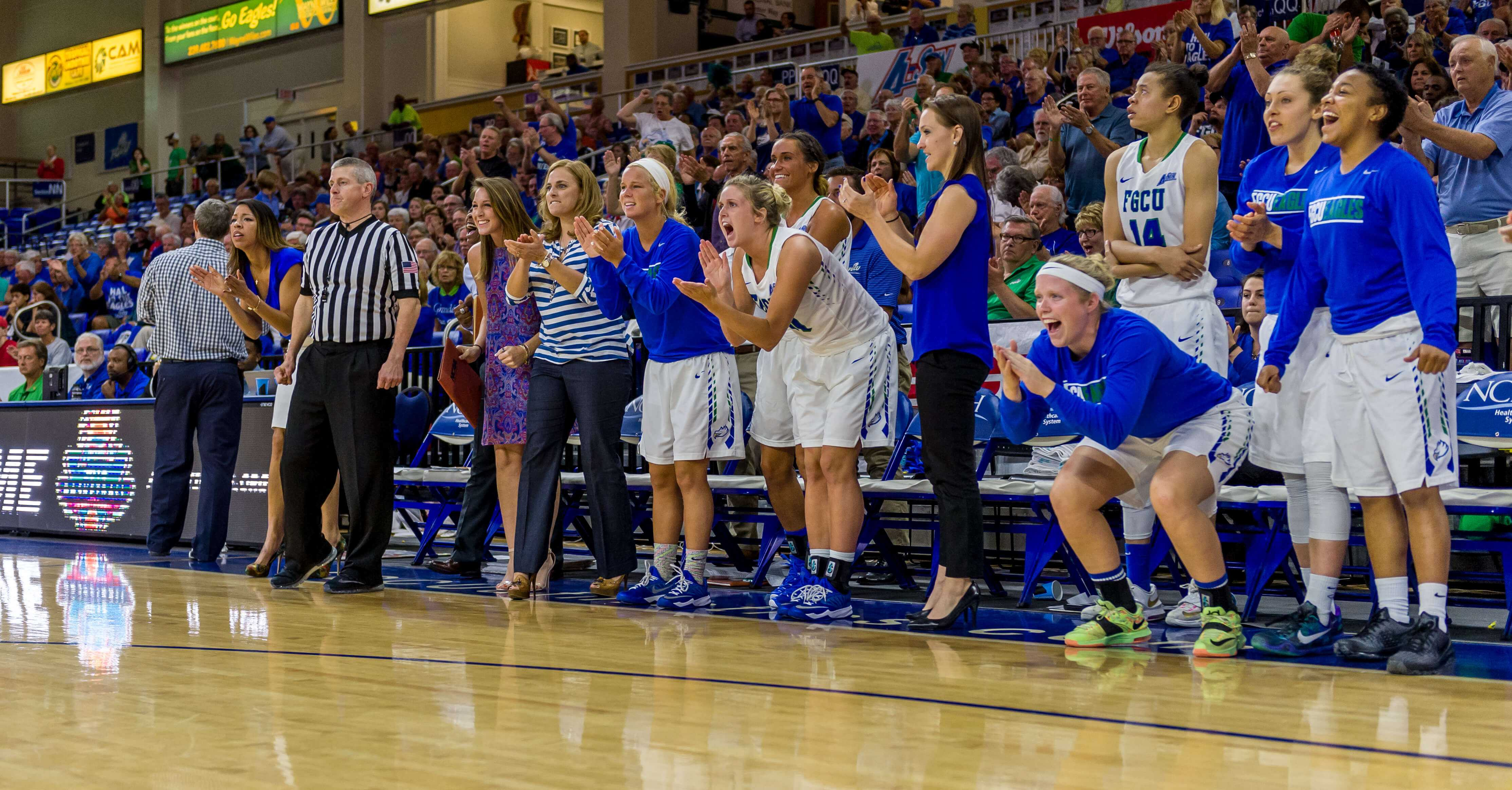 FGCU women's hoops assistant Nicki Collen accepts job with WNBA team