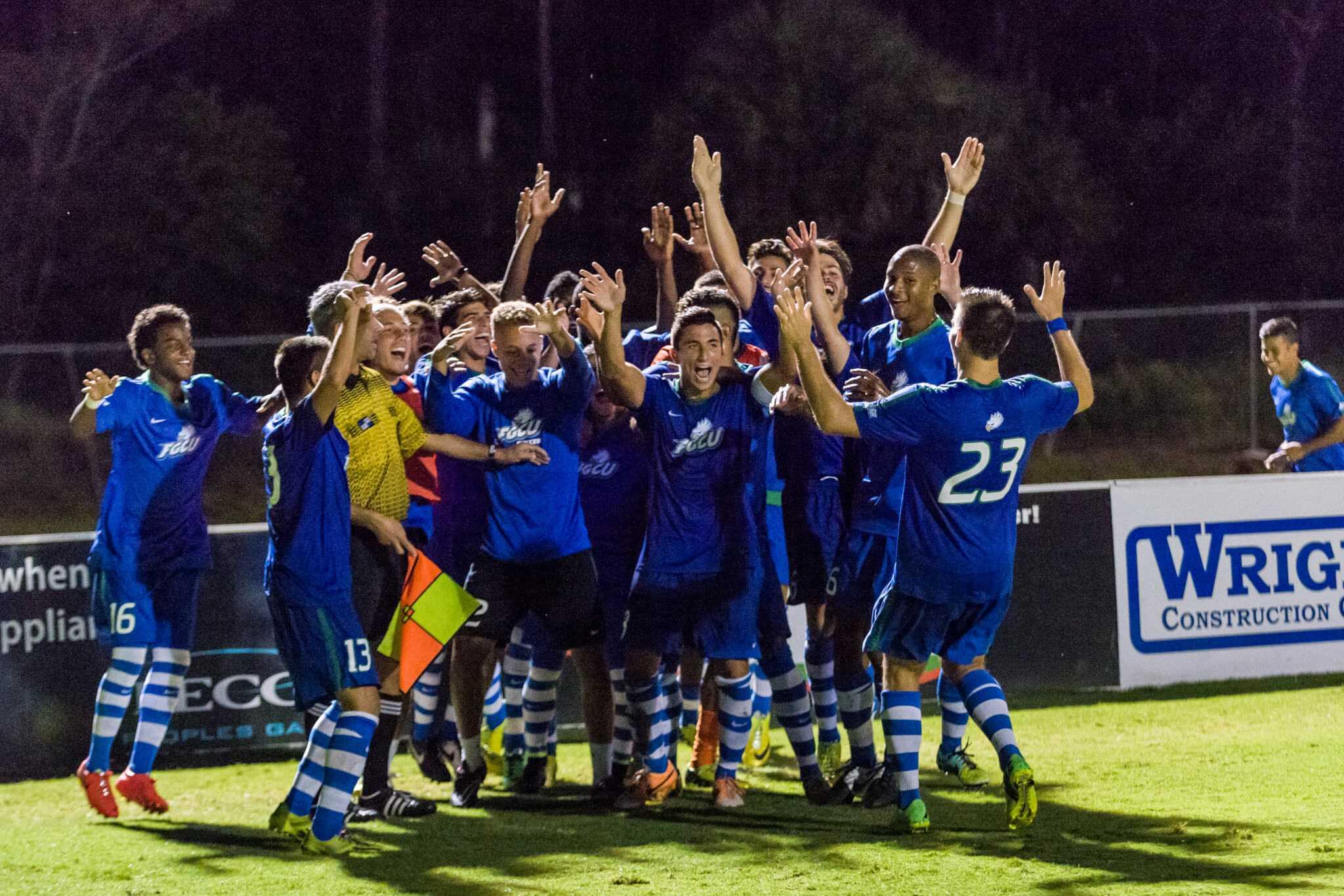 FGCU men's soccer secures 10 newbies