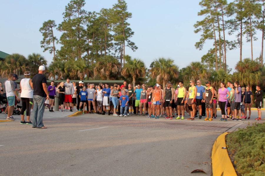 %28Top%29+Runners+prepare+to+race+at+the+Hunting+for+a+Cure+5K.+%28Bottom+of+the+page%29+Paul+Hollenback+participated+in+the+5K+held+for+him.+Jessica+Zink%2C+Natalie+Diaz%2C+Bridget+Miller%2C+Jordan+Shedrow%2C+Hollenback%2C+Courtney+Satkoski%2C+Craig+Connolly+and+Cory+Moore+pose+with+the+teams+four+awards+at+Community+Engagement+Day.+The+%E2%80%9CProviding+Paul+with+Opportunity%E2%80%9D+Go+Fund+Me+page+has+raised+%2411%2C945+so+far+of+the+%24100%2C000+goal.+%28Special+to+Eagle+News%29
