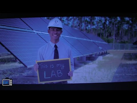 FGCU student Joshua Mena featured in FGCU Effect