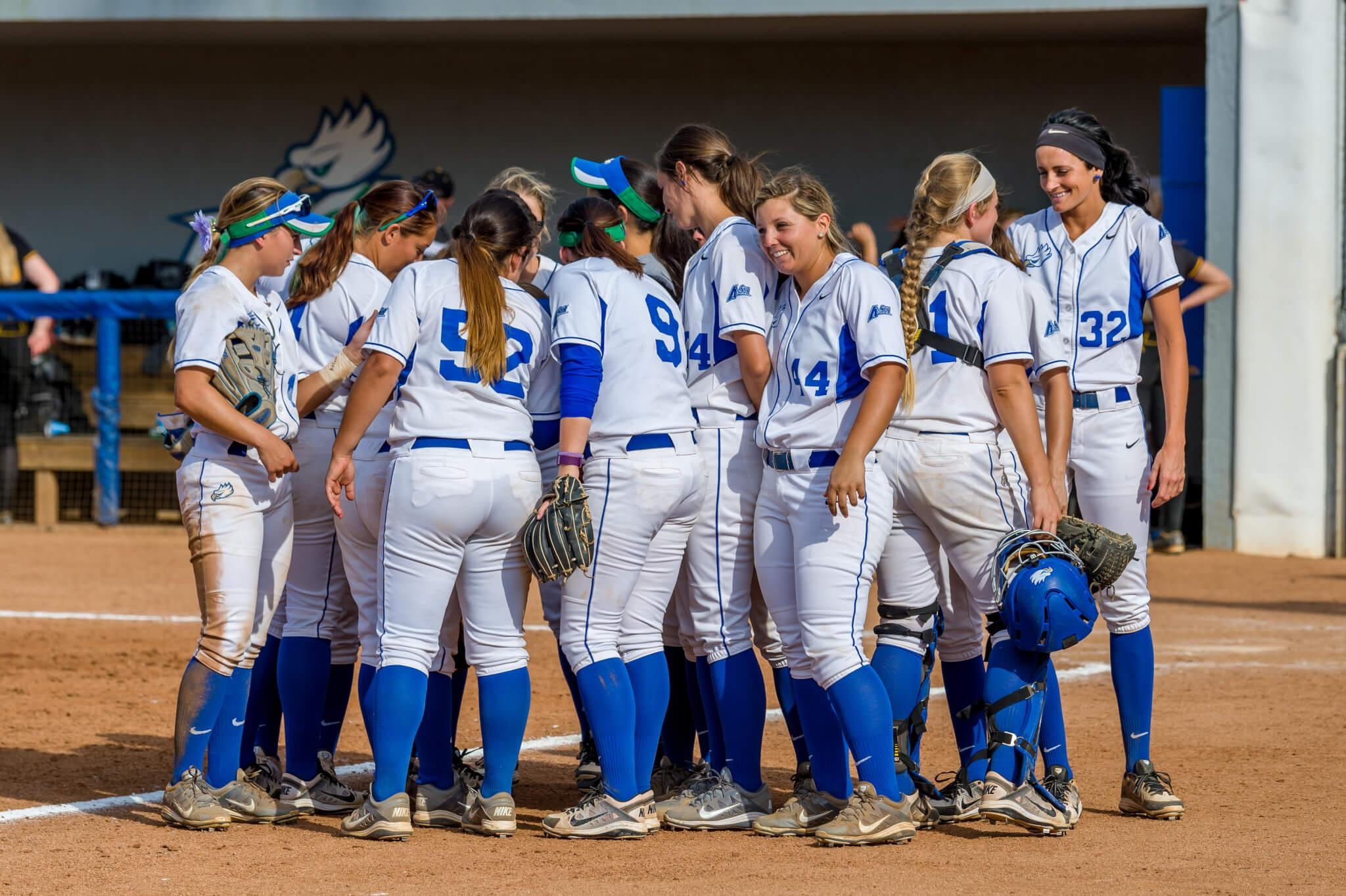 FGCU softball sweeps UNF to propel to the top of the Atlantic Sun Conference