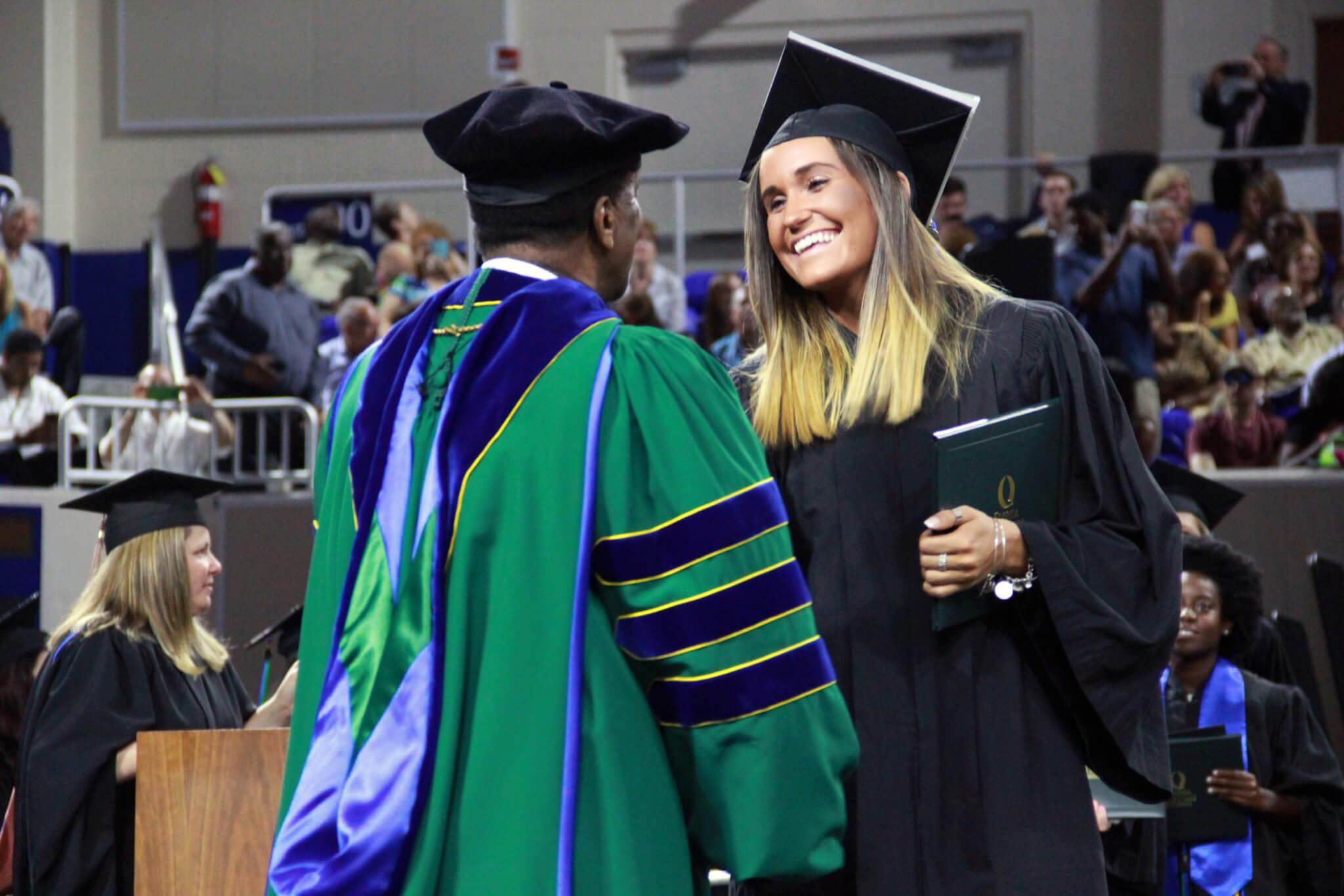 FGCU graduates more than 1600 in the 2016 spring commencement ceremony