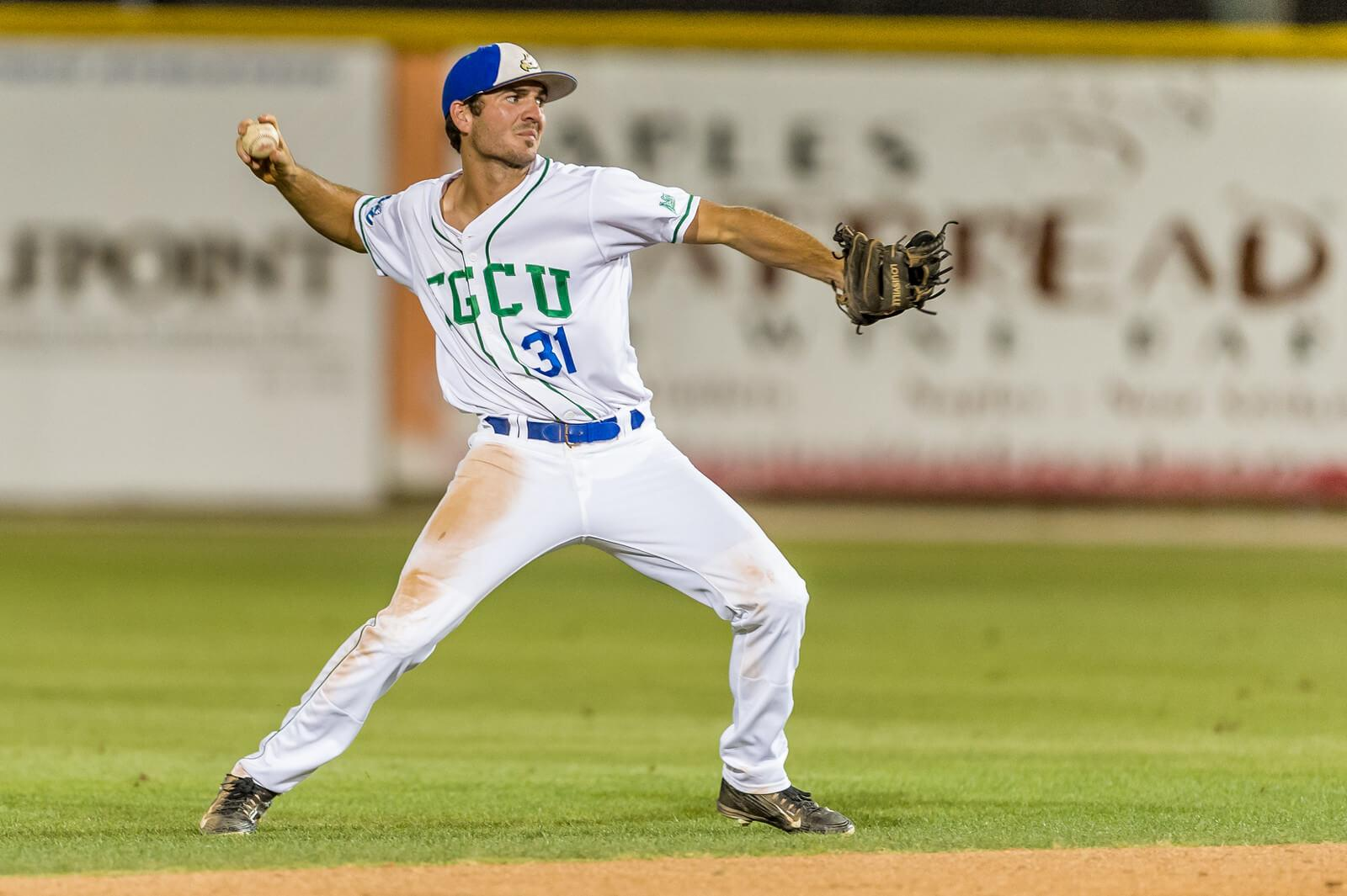 Jake Noll drafted 214th by the Washington Nationals, becomes FGCU baseball's 26th draftee