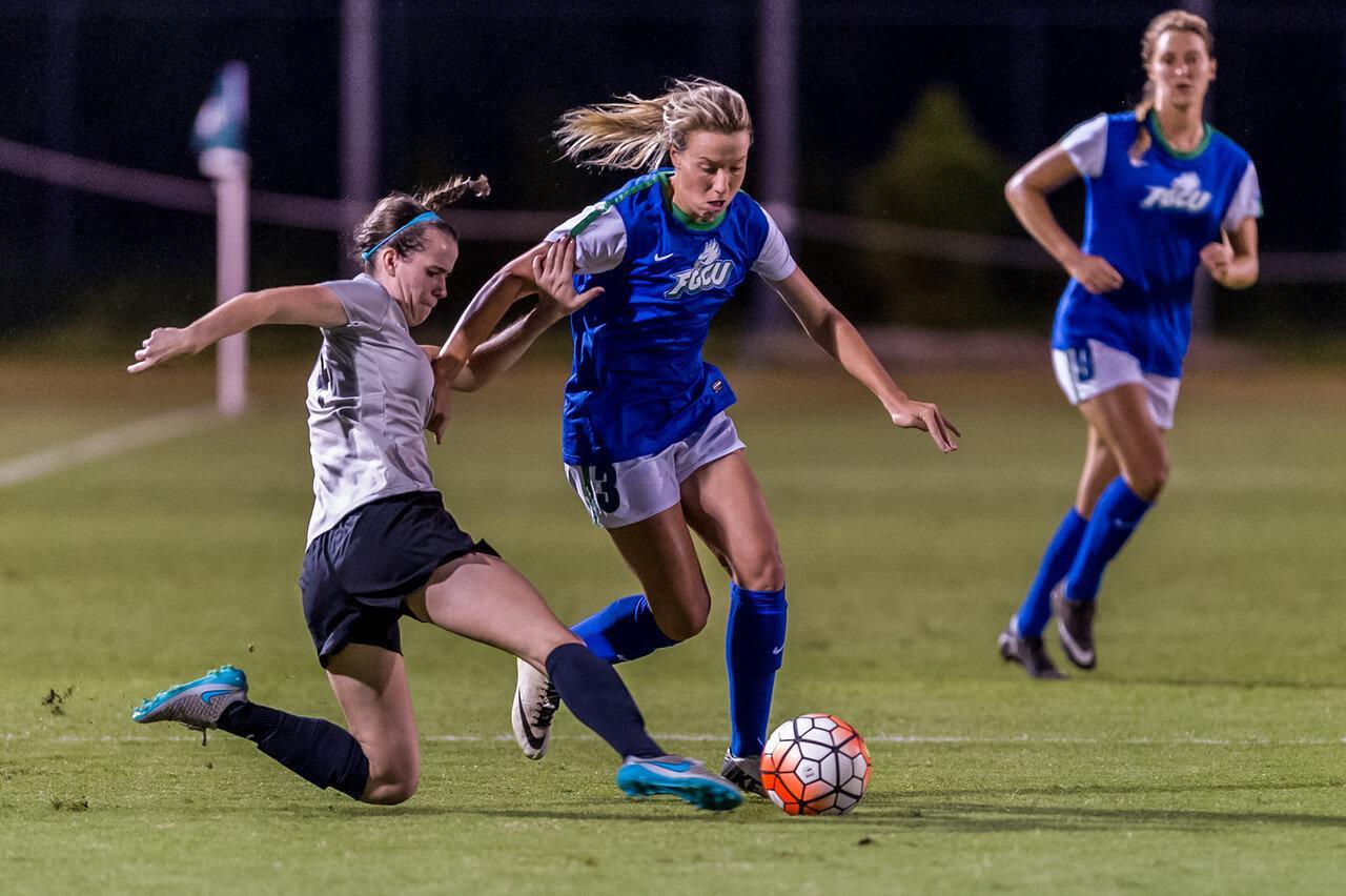 FGCU women's soccer falls in season opener