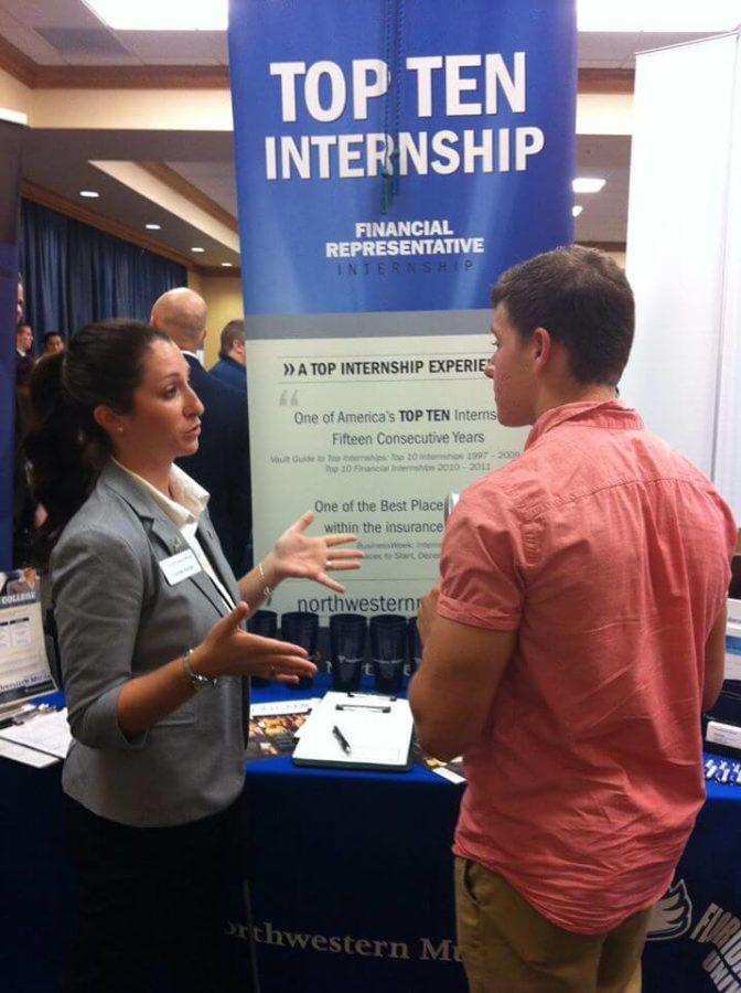 Internship+fair