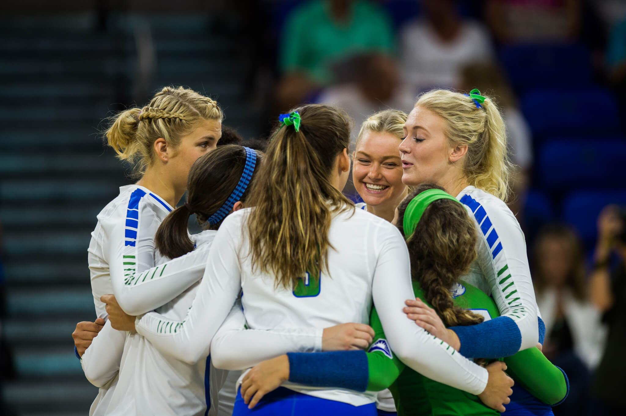 Preview: Volleyball at FGCU Homewood Suites Classic