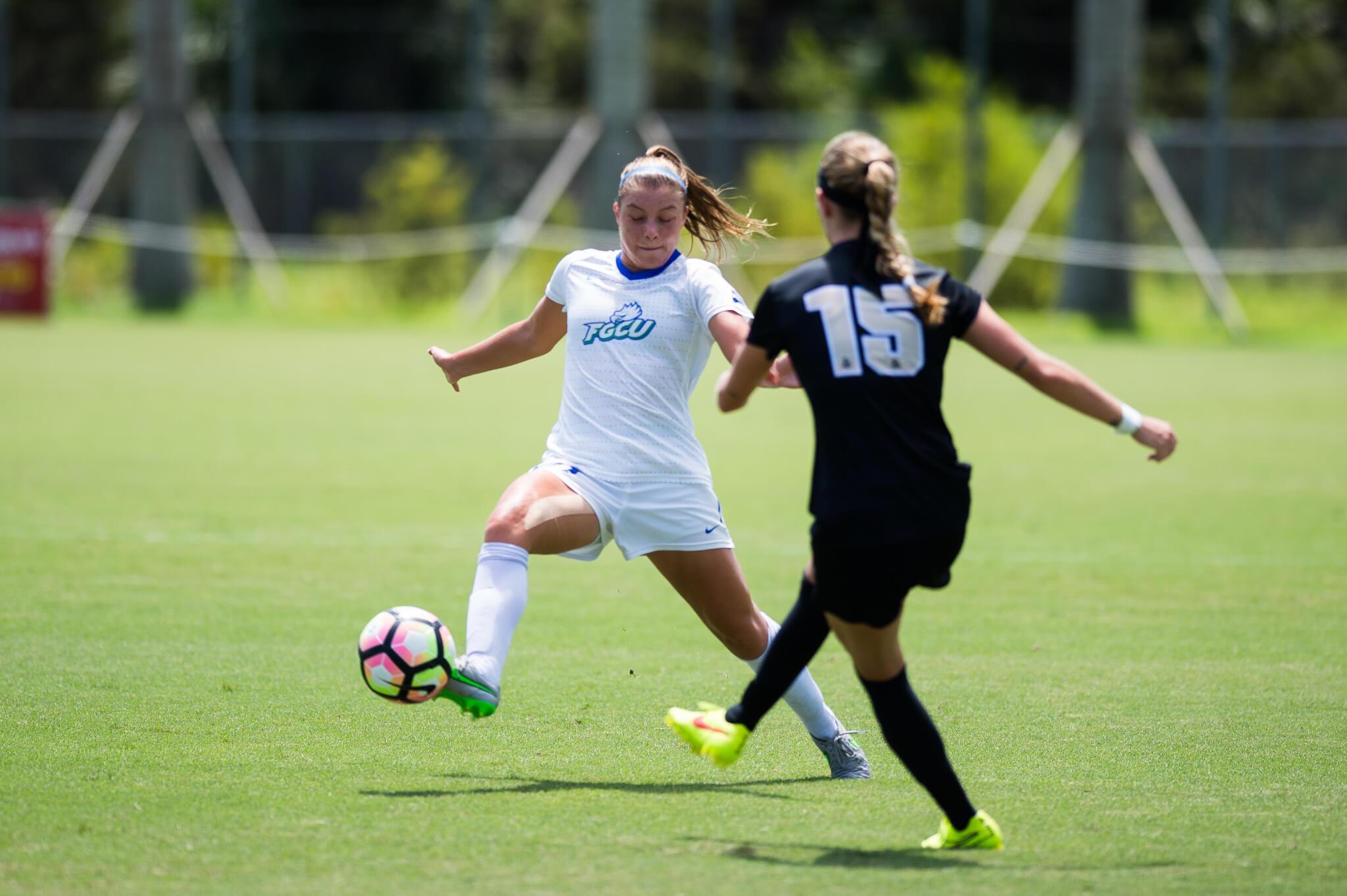 Preview: FGCU women's soccer vs. NJIT