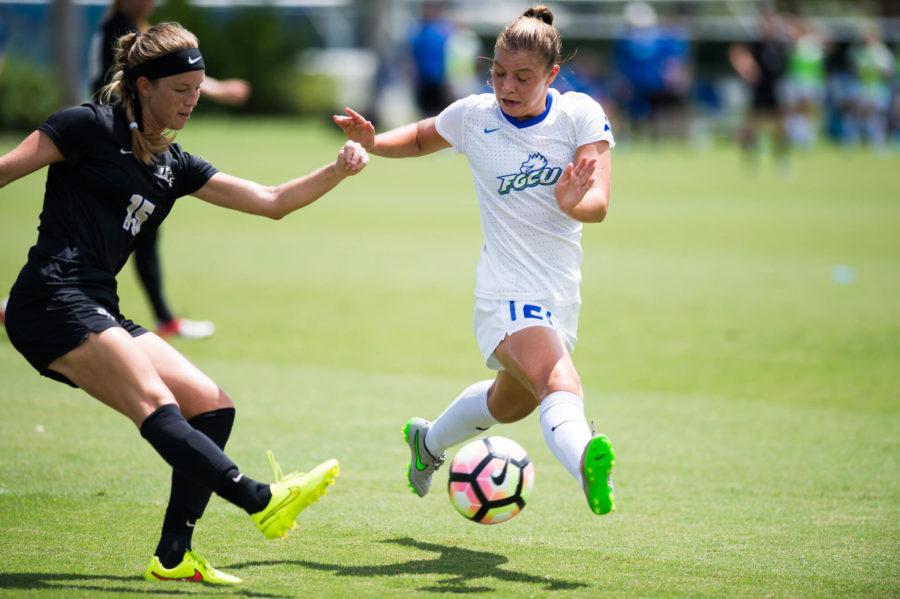 Womens+soccer+at+FAU