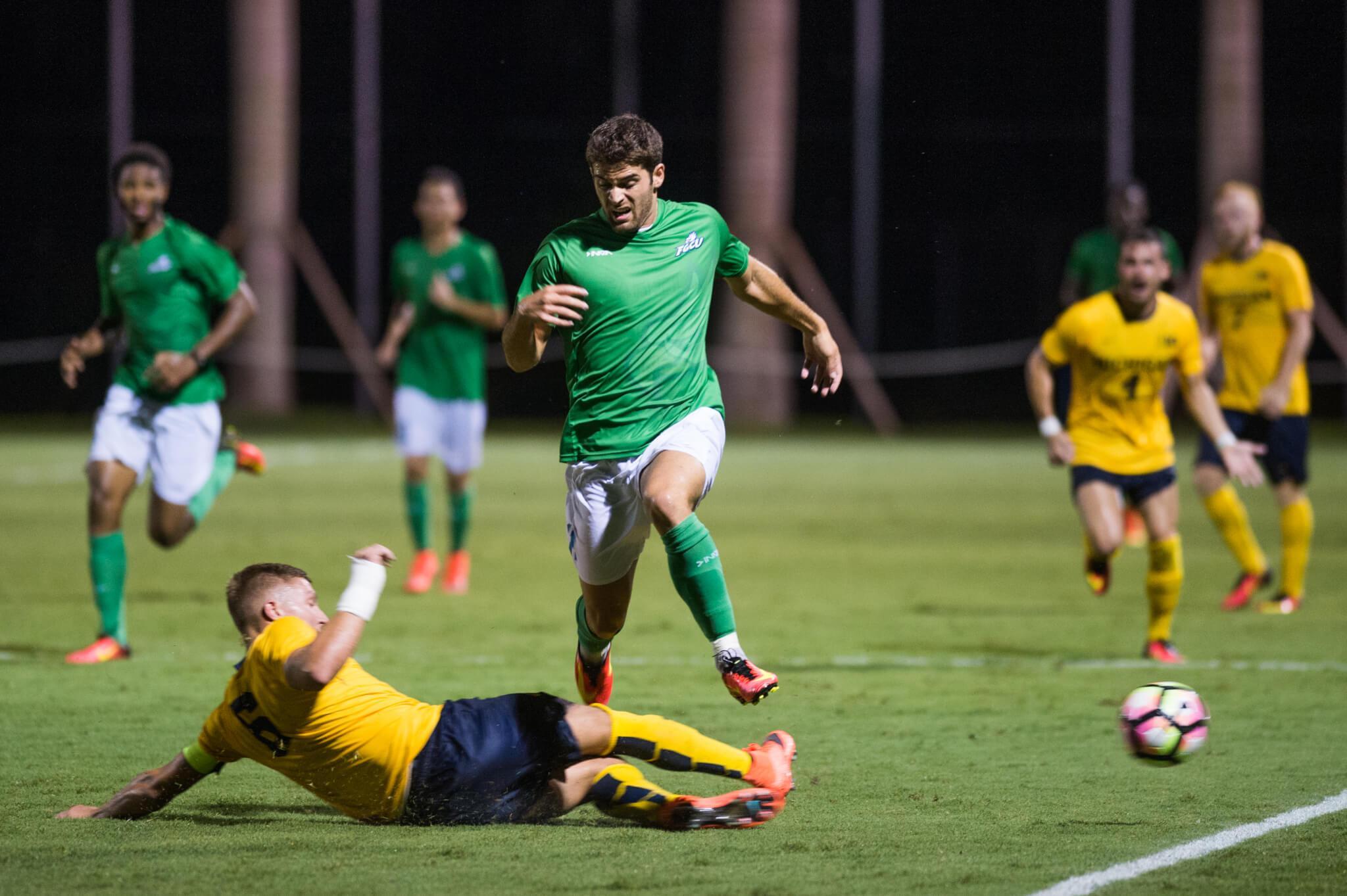 Preview: FGCU men's soccer vs. UNC Wilmington