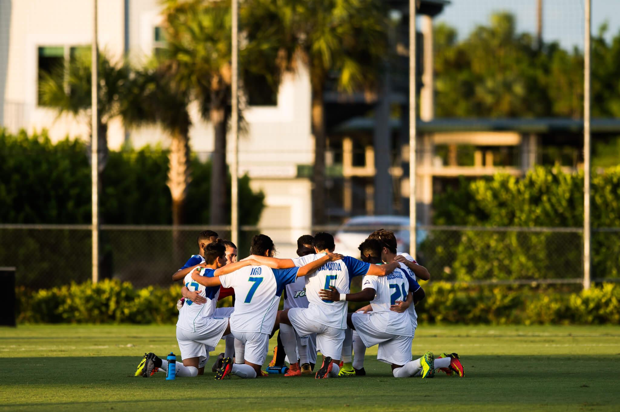 FGCU men's soccer earns fifth consecutive win with 5-1 victory over FAU