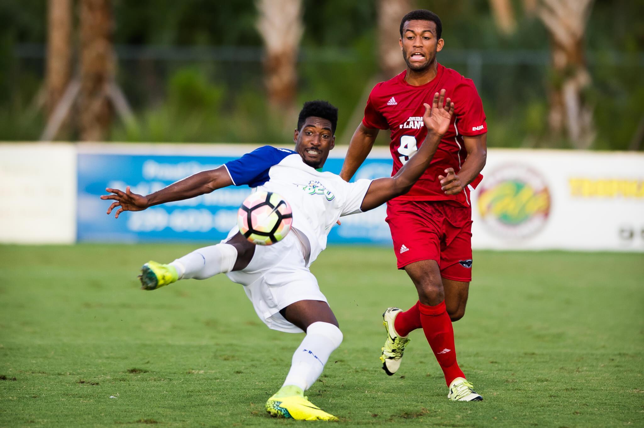 FGCU men's soccer extends win streak to seven after 11 goal shoot out